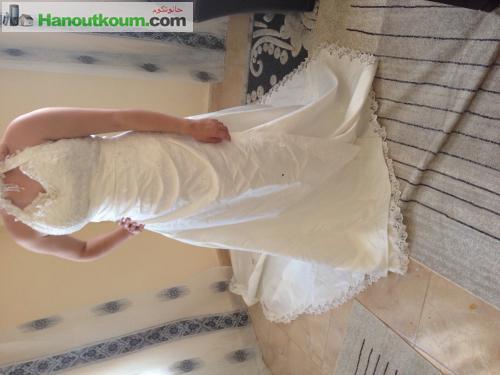 Robe blanche a tizi ouzou