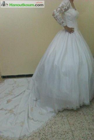 Location robe blanche chlef