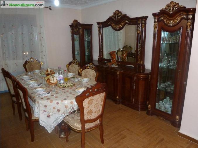 salle manger pour 8 personnes